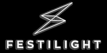 Logo festilight. Décoration lumineuses