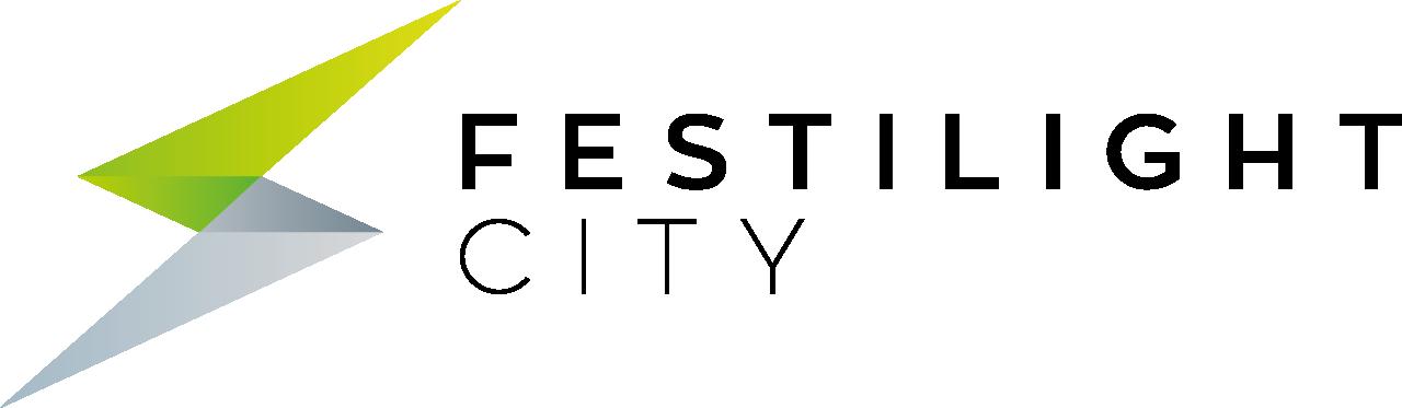 Logo Festilight univers city