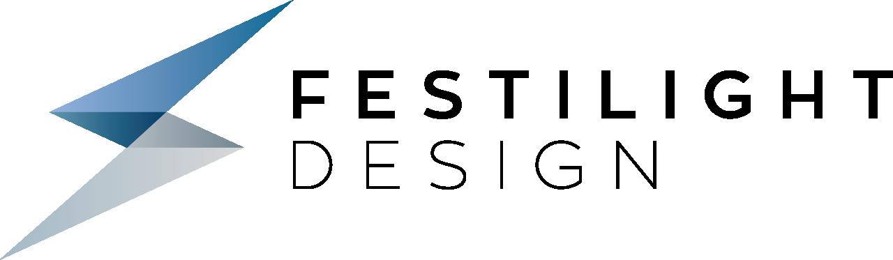 Logo Festilight univers design