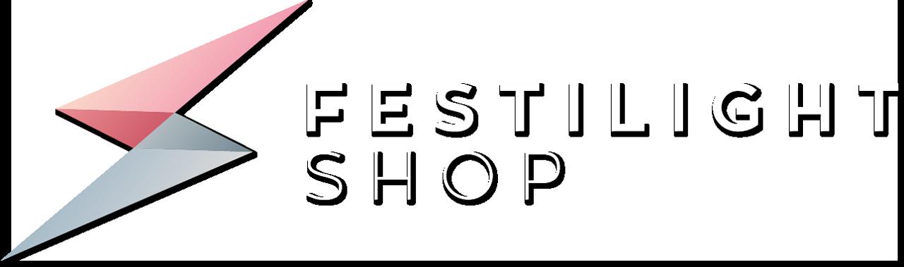 Logo Festilight univers shop