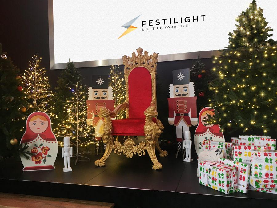 L'entreprise Festilight actualités Noel