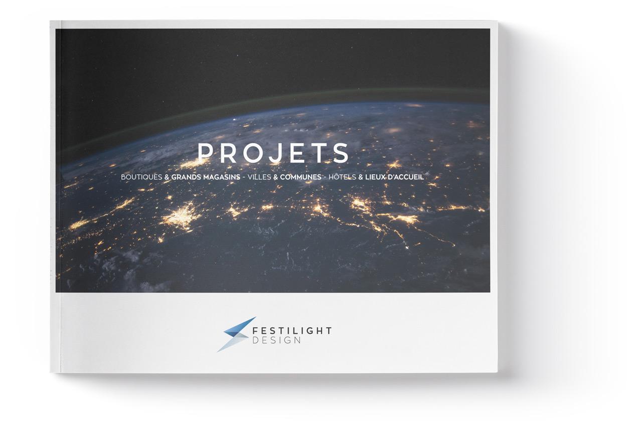 Télécharger catalogue Festilight projets Visual merchandising et projets sur mesure